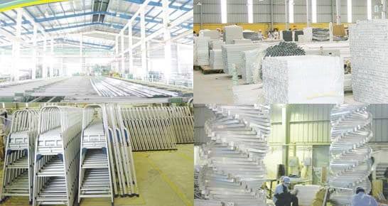 Tiêu chuẩn sản phẩm của nhà máy nhôm hondalex