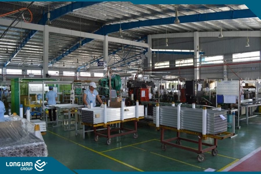Nhà máy nhôm Hondalex