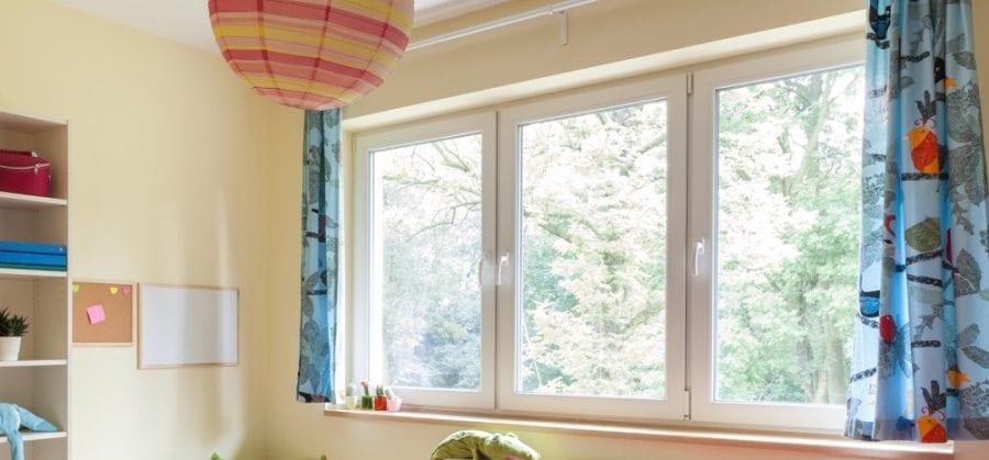 Cửa sổ bật hệ LV60: Lựa chọn cho phòng ngủ đầy sang trọng