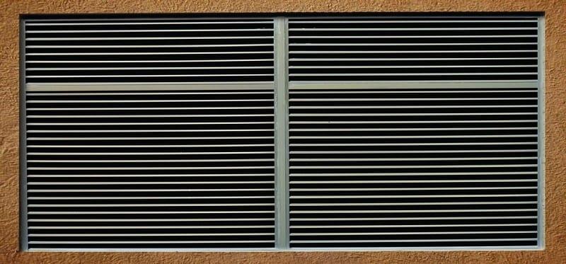 Cửa sổ lá sách - Mẫu cửa sổ hiện đại đang là xu hướng cho mọi nhà
