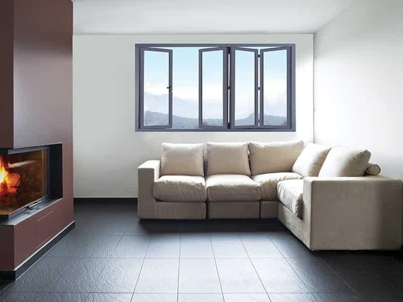 Cửa sổ xếp trượt - Mẫu cửa sổ hiện đại đang là xu hướng cho mọi nhà