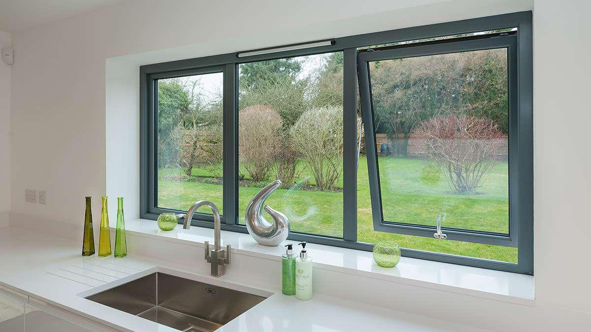 Cửa sổ bật - Mẫu cửa sổ hiện đại đang là xu hướng cho mọi nhà