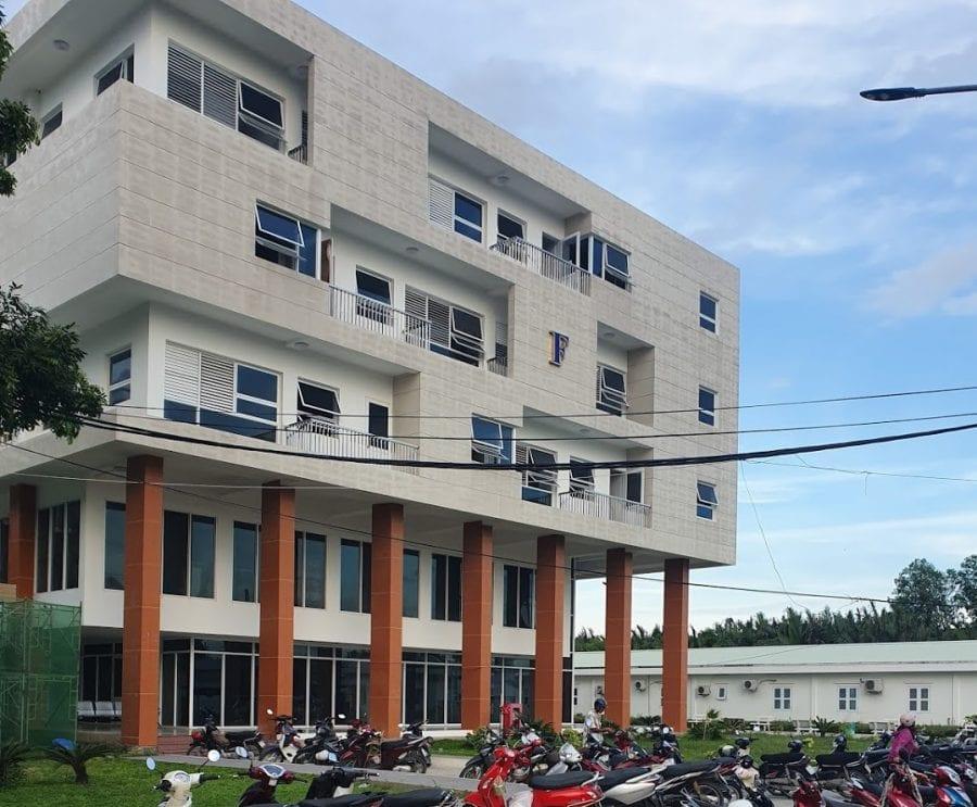 Bệnh viện đa khoa Huyện Cần Giuộc