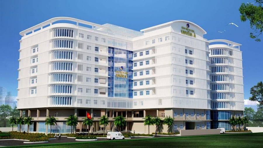 Bệnh viện đa khoa Xuyên Á Vĩnh Long