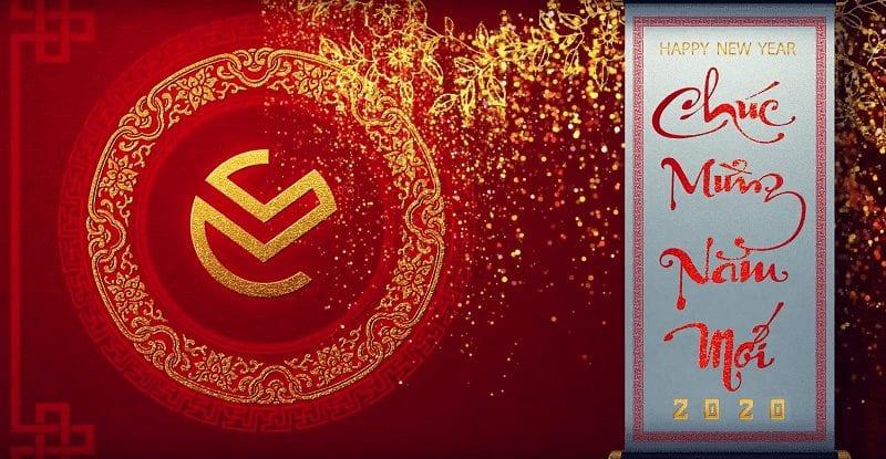 Long Vân Group: Chúc Mừng Năm Mới 2020