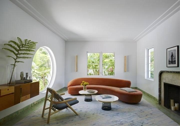Cửa sổ hình tròn: Kiểu dáng cửa sổ thiết kế nhà đẹp theo phong cách Châu Âu