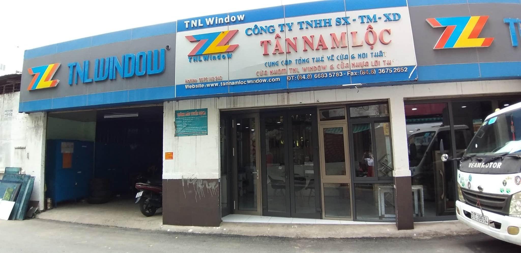 Nhà phân phối nhôm Tân Nam Lộc