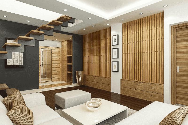 Sự đa dạng của vật liệu nội thất mang đến nhiều cơ hội lựa chọn cho gia chủ