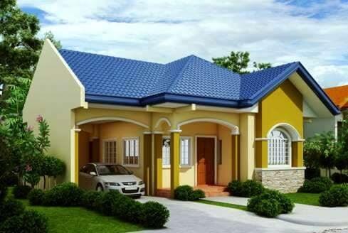 Mái Thái tạo nên kiểu phong cách đặc trưng cho ngôi nhà