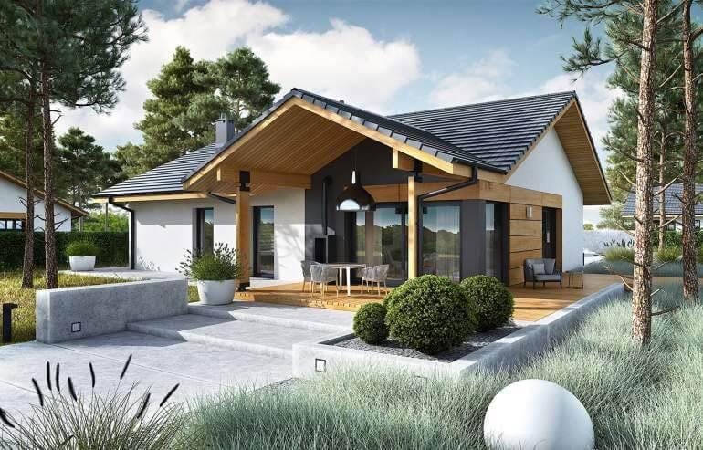 Mang không gian xanh vào nhà hiện tại là xu hướng thiết kế hiện nay