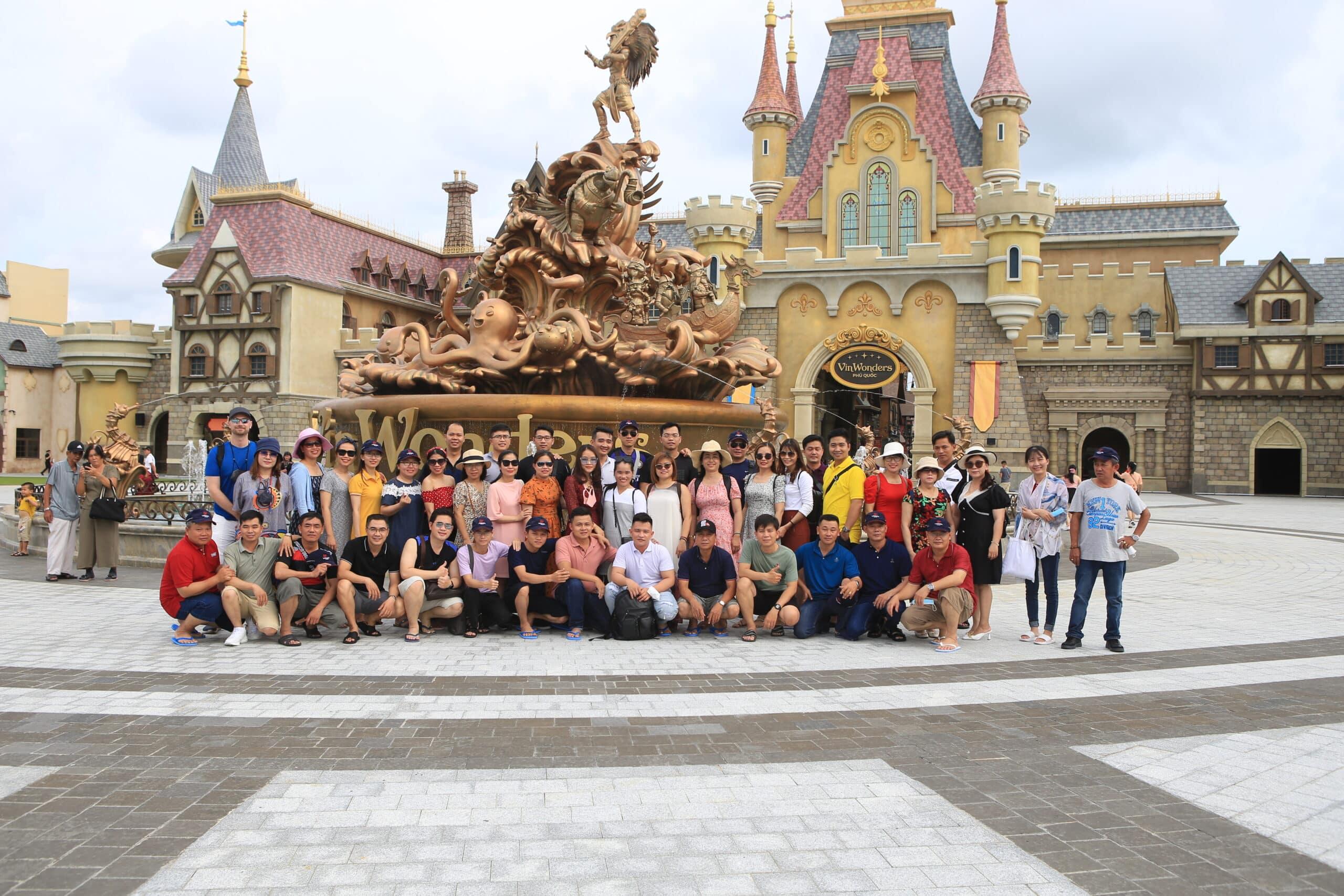 Vinwonders - công viên chủ đề lớn nhất Việt Nam