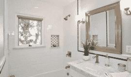 Cửa sổ thông gió cho phòng tắm
